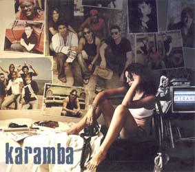 "CD ""MÍRAME"" de KARAMBA.-Cuba"
