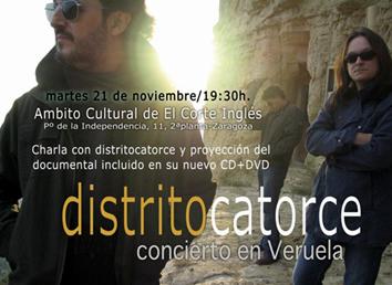 DISTRITOCATORCE presenta:
