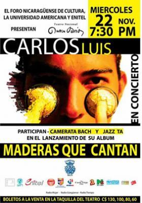 EN CONCIERTO.-Nicaragua