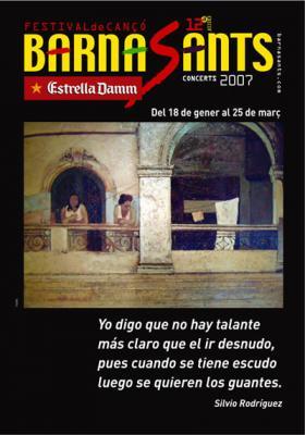 BARNA SANTS 2007.- 12ª EDICIÓN