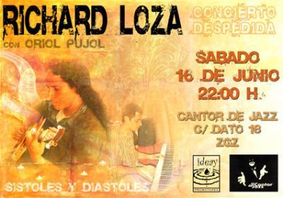 RICHARD LOZA EN CONCIERTO