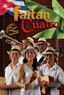 "FESTIVAL DEL SON ""CUBAGOZA"" .- FALTAN CUATRO"