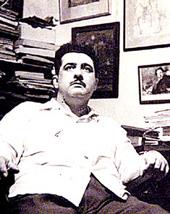 LA MUJER Y LA CASA .- José Lezama  (1910-1976).-  Cuba