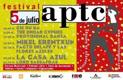 FESTIVAL APTC .- Villanueva de Gallego (Zaragoza)