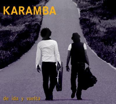"""CD """"De ida y vuelta"""" KARAMBA"""