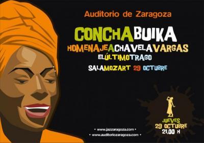 CONCHA BUIKA en JAZZARAGOZA 09