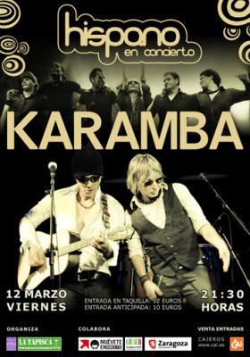 DE IDA Y VUELTA.- KARAMBA