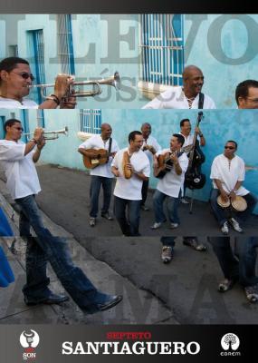 17 SEPTIEMBRE / SEPTETO SANTIAGUERO EN ZARAGOZA